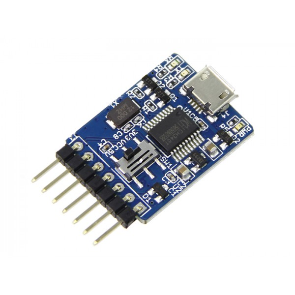 USB-to-UART 5V/3V3 Adapter