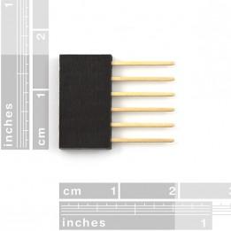 Arduino Connecteur empilable 6 pin