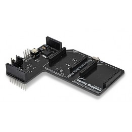 Shield radio multi-protocole pour Arduino, Raspberry Pi et Intel Galileo