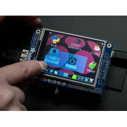 "PiTFT - Ecran TFT tactile 320 x 240 2.8"" pour Raspberry Pi"