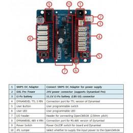 Carte d'extension OpenCM 485