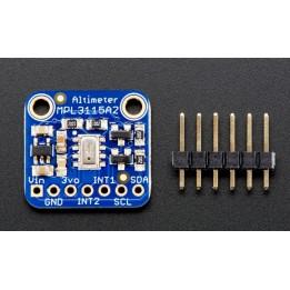 Capteur Barometrique I2C - pression/altitude/temperature MPL3115A2