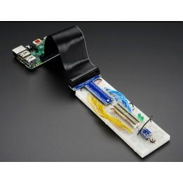 Anschluss-Set Pi T-Cobbler Plus, fertig montiert mit GPIO-Kabel