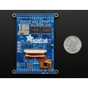 "Ecran capacitif couleurs 2.8"" TFT LCD avec carte et socket MicroSD"