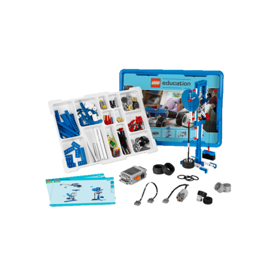 Kit mécanismes simples et motorisés Lego Education