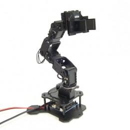 Bras robotique programmable PhantomX Pincher (sans servomoteurs)