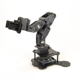 PhantomX Pincher Programmable Robotic Arm (without servos)