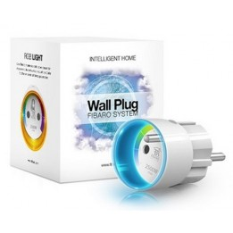 Fibaro E-Type Wall Plug