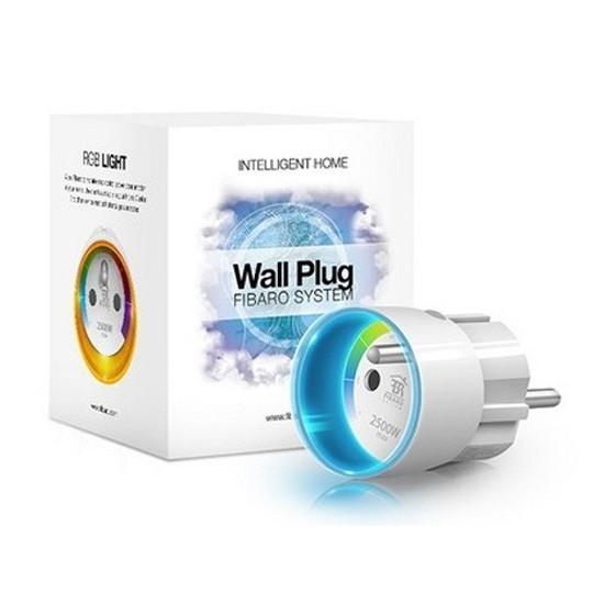 FIBARO Wall Plug Type E
