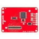 SparkFun Block for Intel® Edison – Dual H-Bridge