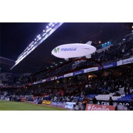 Radio-Controlled 2.5 m Zeppelin