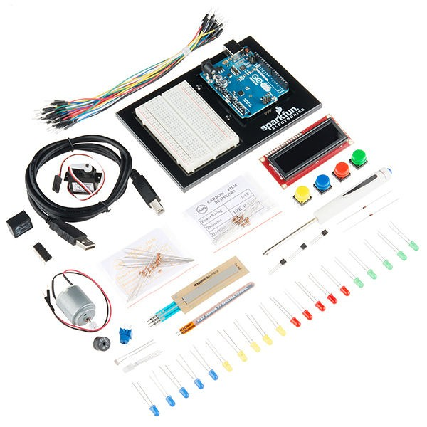 SparkFun Inventor Electronic Kit v3.2 for Arduino Uno