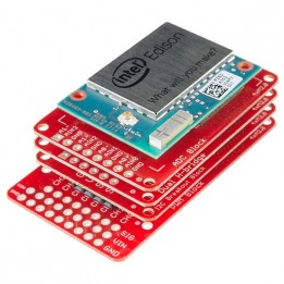 Interface Pack for Intel® Edison