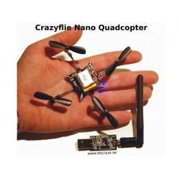 Kit Crazyfly Nano Quadcopter 10-DOF avec Crazyradio (BC-CFK-02-B)