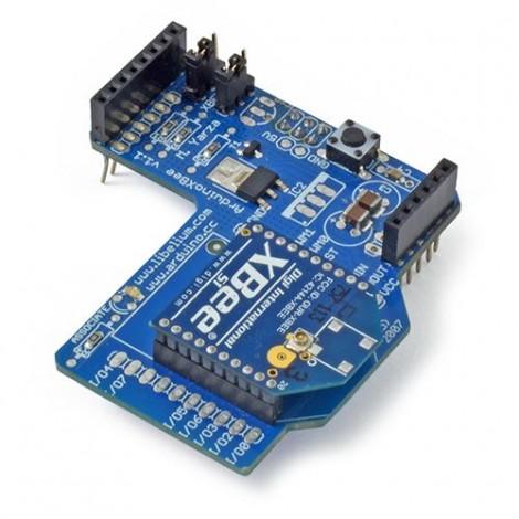 Communication Shield (Xbee, bluetooth, RFID) - Xbee Shield