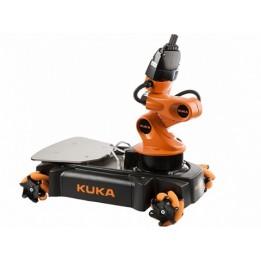 KUKA youBot, robot mobile omni-directionel avec bras