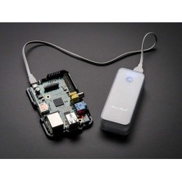 USB Power Bank für Raspberry Pi – 4400 mAh – 5V @ 1A