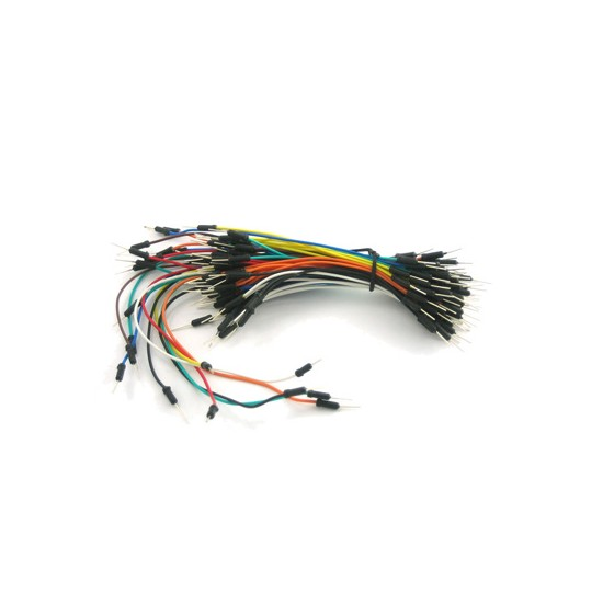 Kabel-Serie für Breadboards (Jumper-Kabel)