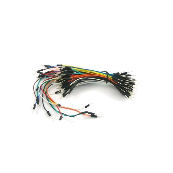 Série de câbles pour breadboards (câbles jumper)