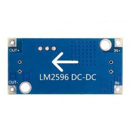 Adjustable DC/DC Power Converter (1.25V - 35V/3A)