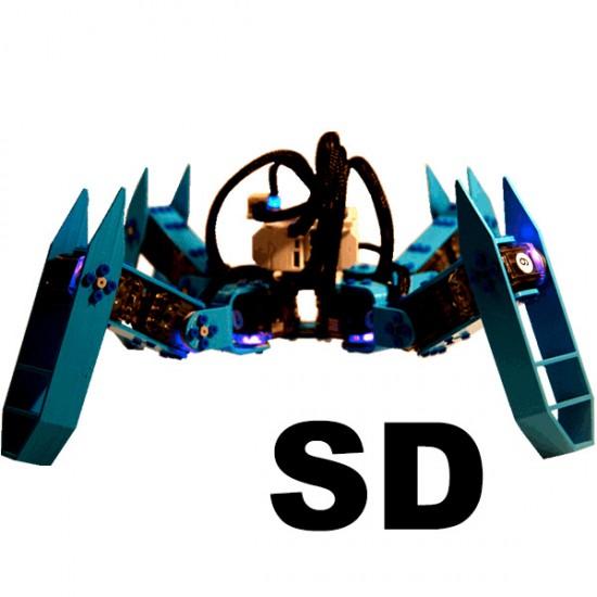 Kit Metabot SD (avec pièces 3D filament)