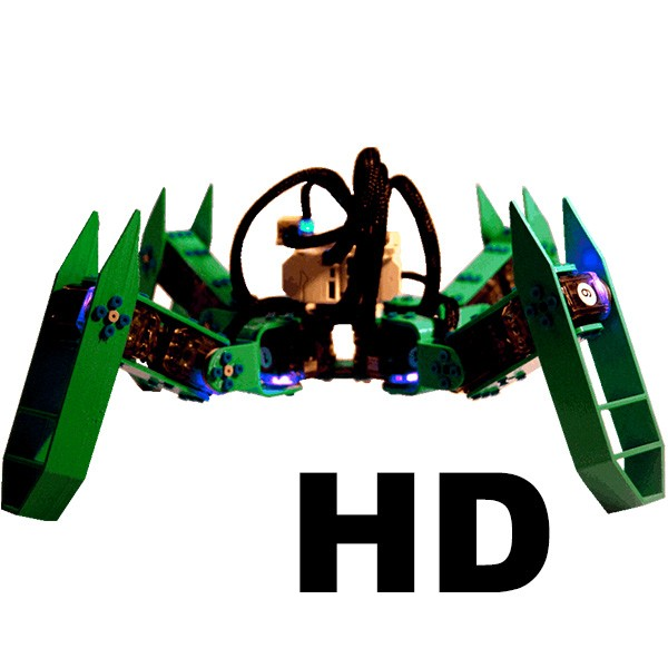 Quadruped robot Metabot kit (with high quality 3D-printed parts)