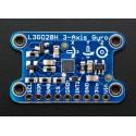 Module gyroscope 3 axes L3GD20H