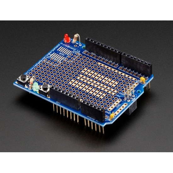 Arduino R3 Proto Shield Kit