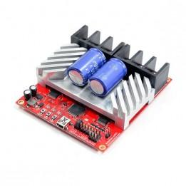 Contrôleur de moteurs 2 x 15A RoboClaw (V4)