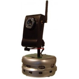 Camera Wifi pour robot Khepera III