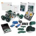 Classroom Lab Kit mit RobotC-Lizenz