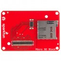 microSD Block for Intel® Edison