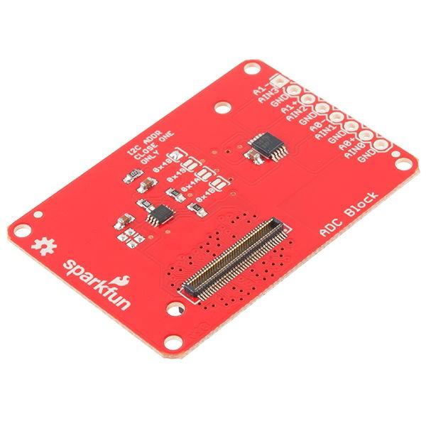 ADC Block for Intel® Edison