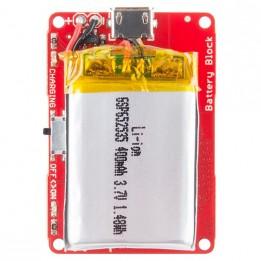Battery Block for Intel® Edison