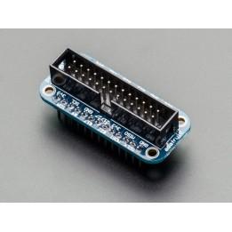 Adaptateur GPIO-Breadboard + câble pour Raspberry Pi