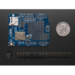 WiFi Shield HUZZAH CC3000 with On-Board Antenna