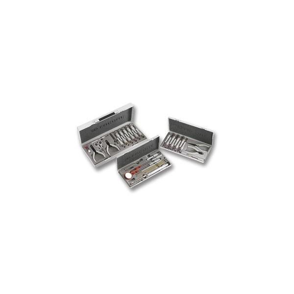 Outils pour l'électronique (16 pièces)