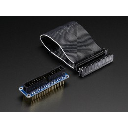 Assembled Pi Cobbler Plus with GPIO Ribbon Cable for Raspberry Pi B+/A+/Pi 2