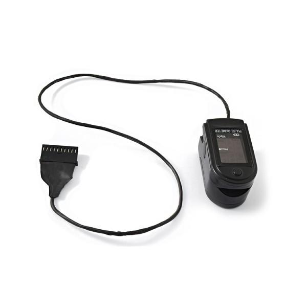 Capteur de pouls et d'oxygène dans le sang pour plateforme E-Health