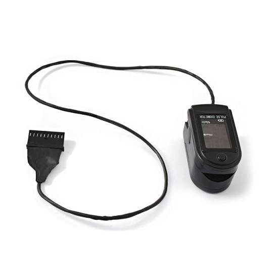 Pulse and Oxygen in Blood Sensor for E-Health Platform