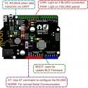 Micro-contrôleur Bluno – microcontrôleur Bluetooth 4.0 compatible Arduino Uno