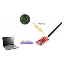 USB Radio for Elisa-3 Robot