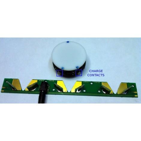 Station de recharge pour 3 robots Elisa 3