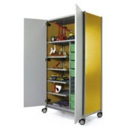 Large storage cabinet for Lego Mindstorms