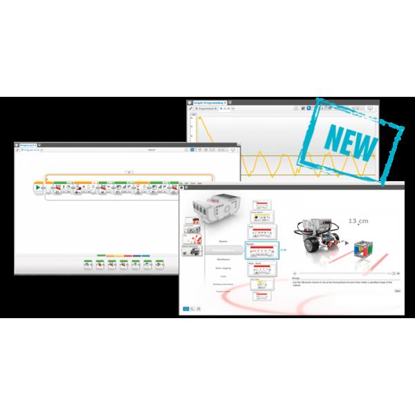 2000046 Lego Mindstorms Education EV3 Software Site Licence