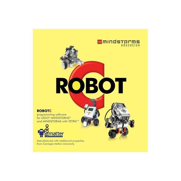RobotC 4.0 pour Lego Mindstorms EV3 et NXT - Licence 6 utilisateurs