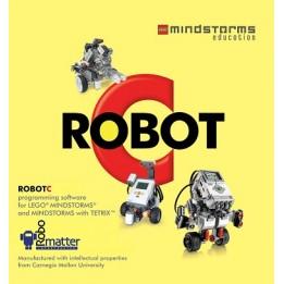 RobotC 4.0 für Lego Mindstorms NXT und EV3 – Lizenz für 6 Anwender