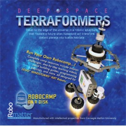 Terraformers aventure