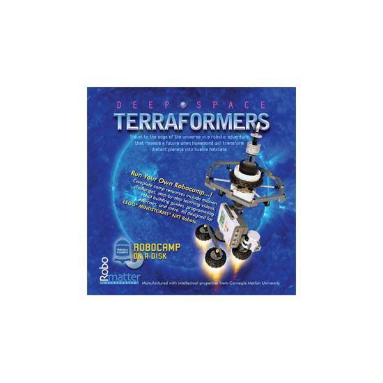Deep Space Terraformers - Camp on a disk