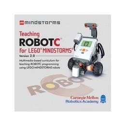 Teaching RobotC for Lego Mindstorms NXT programming